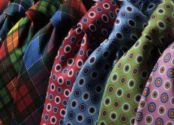 Cà vạt lụa